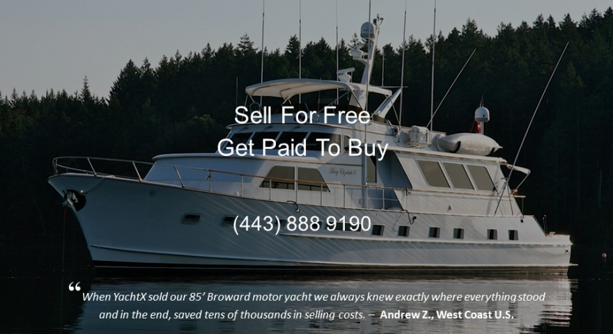 Discount Yacht Broker | Boats For Sale YachtX