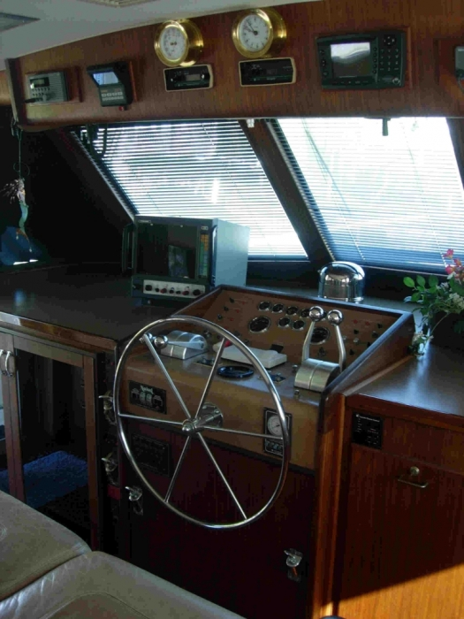 ... Hatteras 58ft Classic Motor Yacht 58 Foot MY 1986 YX0100000109 ...