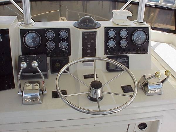Viking 48ft Sport Fish 1989 Boat for Sale by Owner | YachtX
