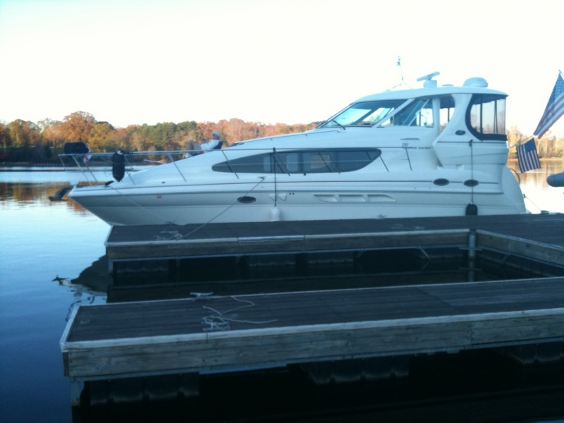Sea Ray 39ft 390 My 39 Foot Motor Yacht 2004 Boat For Sale