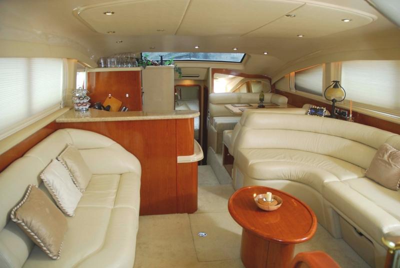 Sea Ray 48ft 480 MY, 48 Foot Motor Yacht 2002 YX0100000206 ...