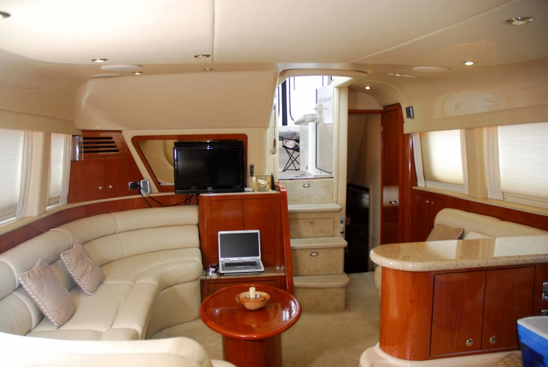 ... Sea Ray 48ft 480 MY, 48 Foot Motor Yacht 2002 YX0100000206 ...