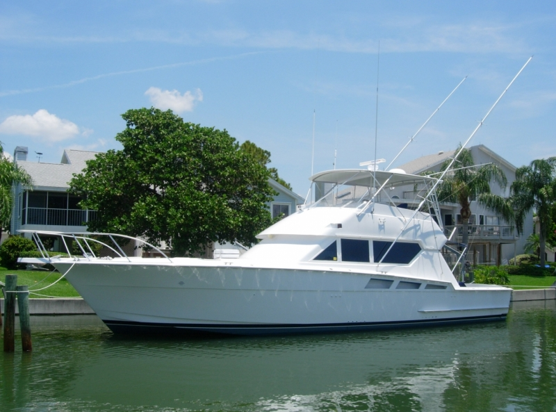 Hatteras 54ft 54 foot convertible sport fish 1992 boat for for Sport fishing boats for sale by owner