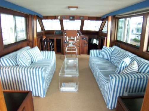 Hatteras 53ft Classic Motor Yacht 1986 YX0100000220 ...
