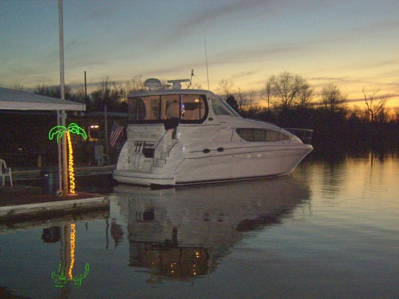 Sea Ray 39ft 390 MY 39 Foot Motor Yacht 2004 YX0100000204