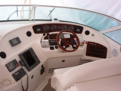 Sea Ray 54ft 540CMY 54 Foot Cockpit Motor Yacht  2001 YX0100000233