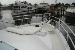 Mainship 47ft Flush Deck Motor Yacht 1998 YX0100000224
