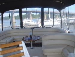 Chris Craft 50ft 500 Constellation 50 Foot Motoryacht 1987 YX0100000182