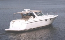 Tiara 35ft 3500 Express 35 Foot Powerboat 2000 YX0100000185