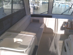 Riviera 48ft Enclosed Bridge Convertible 2003 YX0100000138