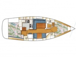 catalina 36ft MK II 2001 YX0100000257