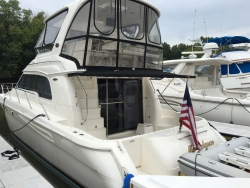 Sea Ray 48ft 480 Sedan Bridge Motoryacht 2003 YX0100000255