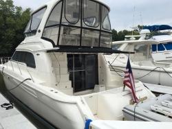 Sea Ray 48ft 480 Sedan Bridge Motoryacht 2003 YX0100000255