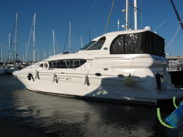 Sea ray 48ft 480 my 48 foot motor yacht 2002 boat for for Sea ray motor yacht for sale
