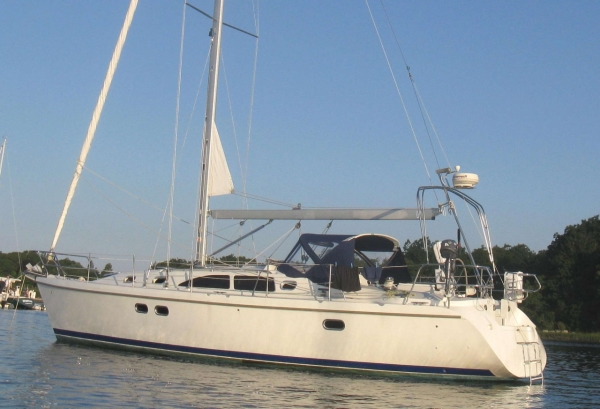 Catalina 38ft 387 Sloop 38 Foot Sailboat 2005 YX0100000172